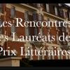 """Le Monde """"Diner des Laureats 2014"""""""