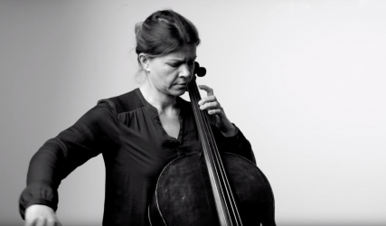 LE GESTE : MATHILDE STERNAT Violoncelliste