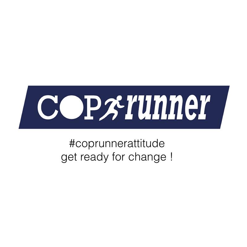 Logo de Cop Runner