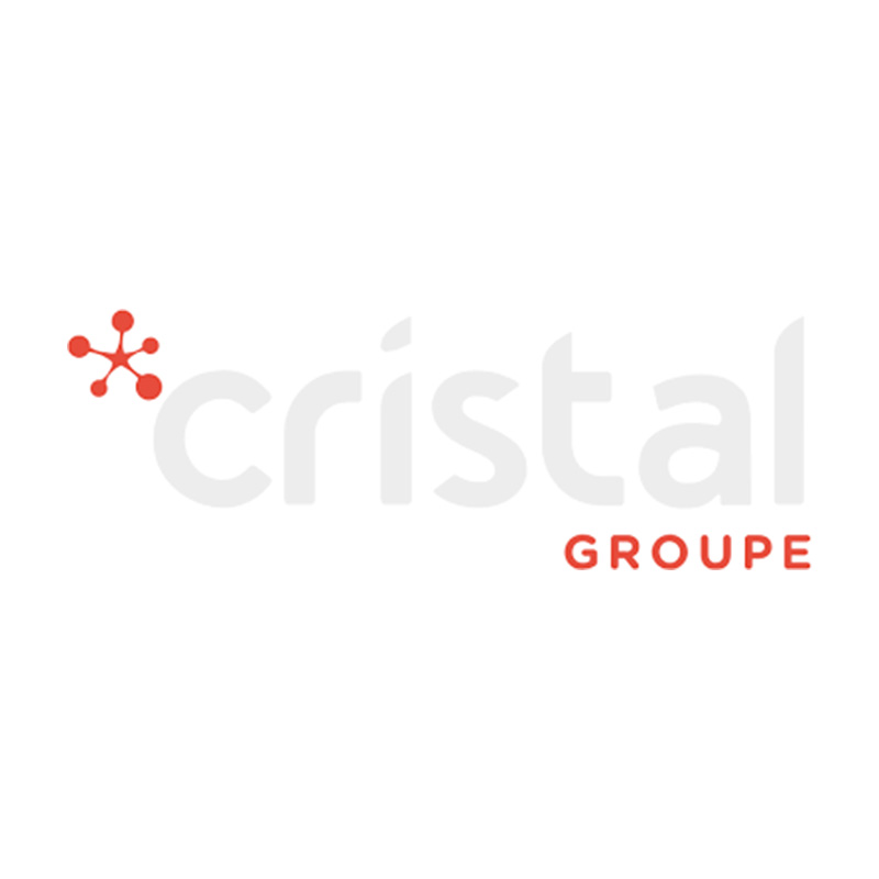 Logo de Cristal Groupe