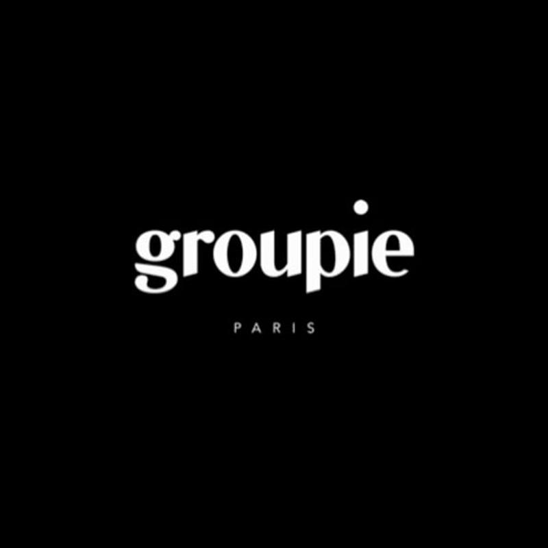 Logo de Groupie